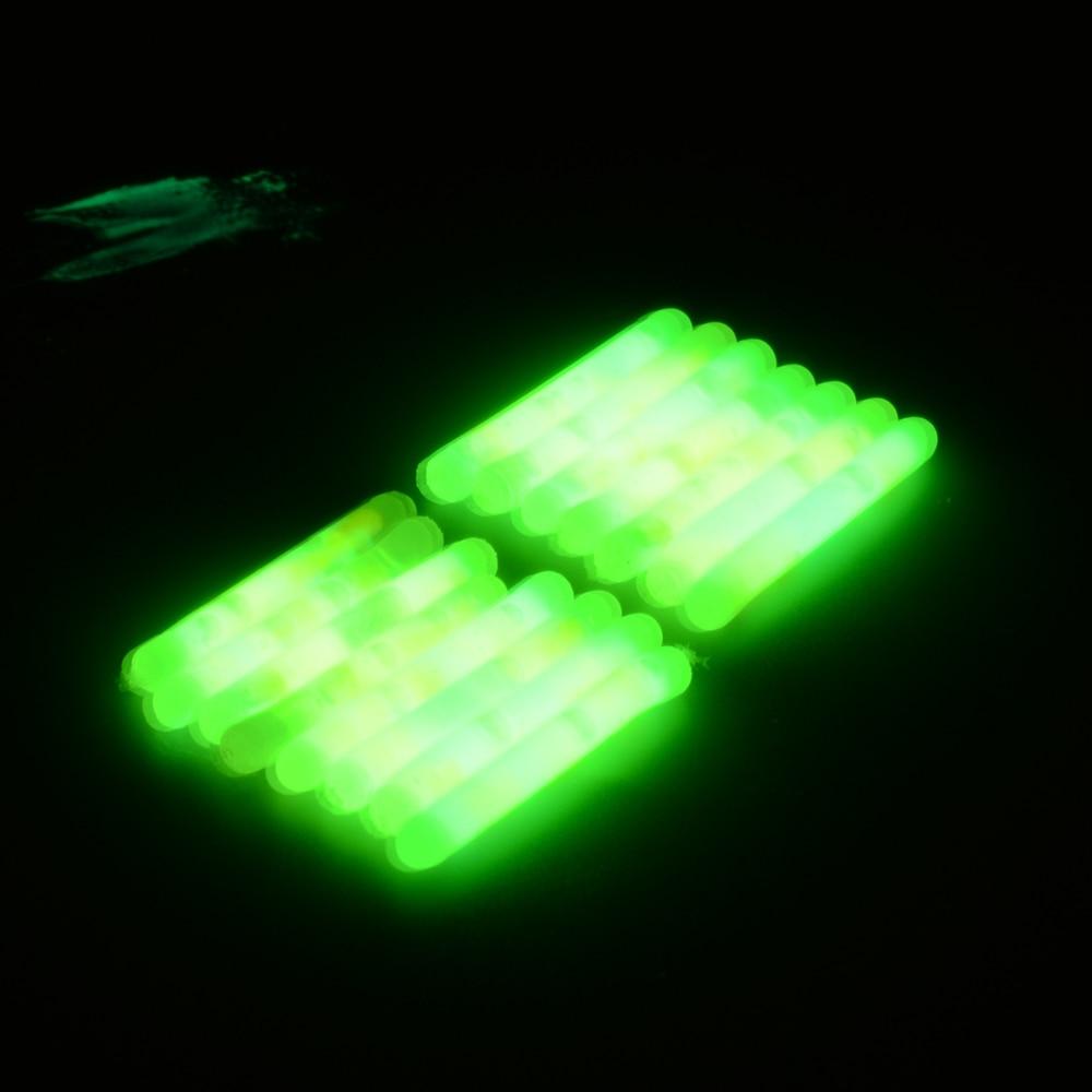 Luminous Night Fishing Light Stick Fishing Tools Glow Light Stick Fish Bite Alarm Indicator Tube Light Stick Pescaria Acessorios