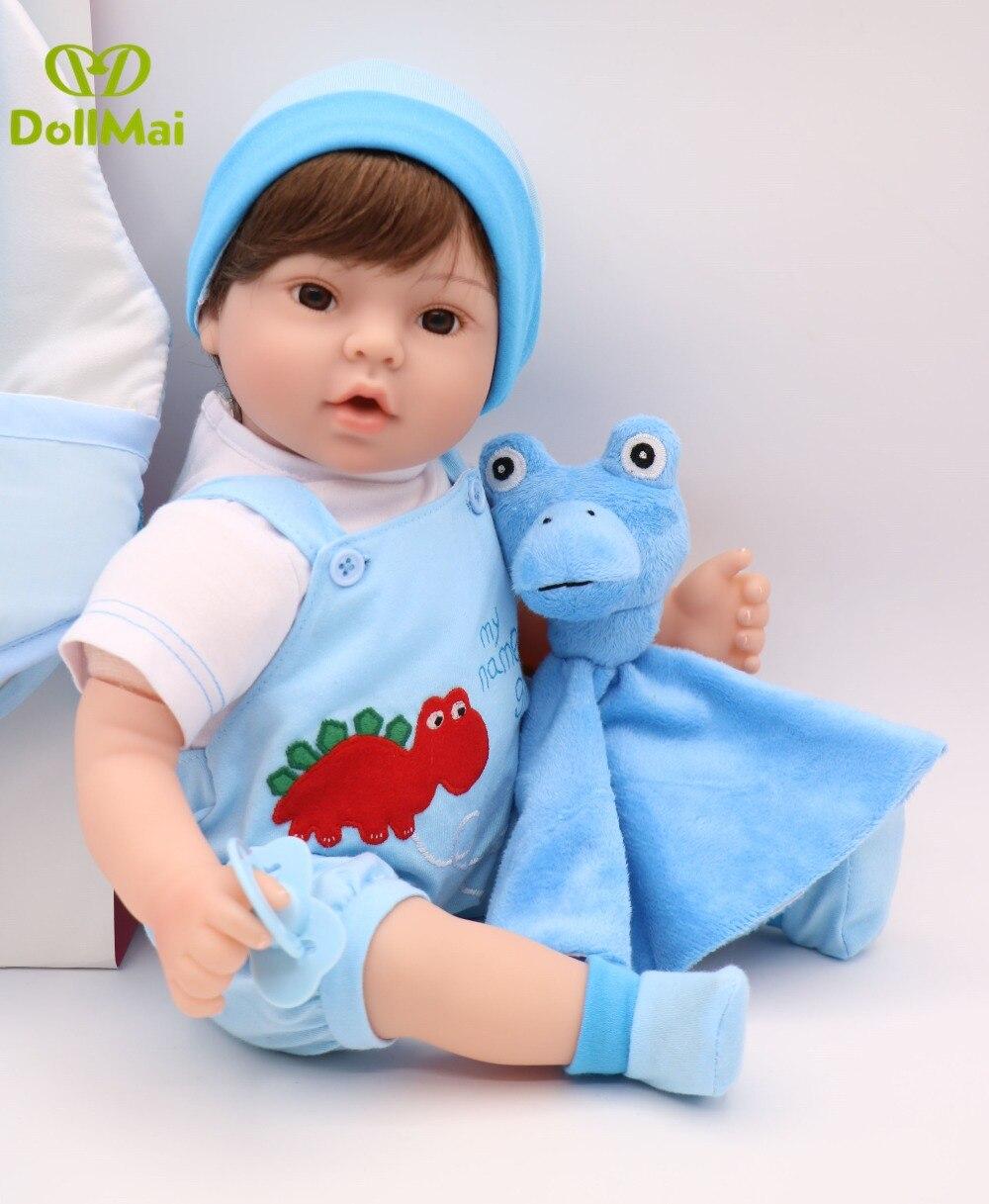 Reborn garçon poupées 17