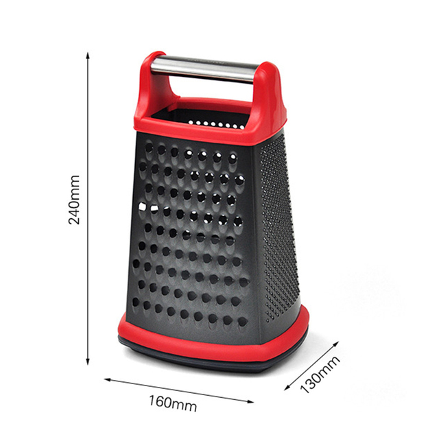 Stainless Steel Multifunction Fruit Vegetable Graters Non Stick Cheese Plane Patato Peelers Kitchen Gadgets Accessories