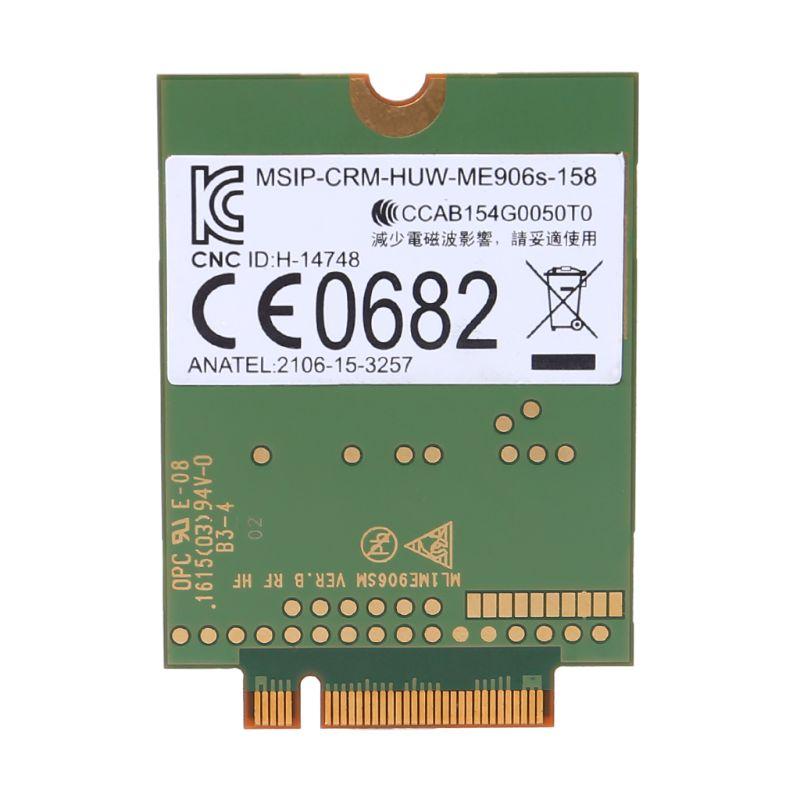 Mobile Broadband Card for HP LT4132 LTE HSPA+ 4G Module Huawei ME906S ME906S-158 845710-001 845709-001Mobile Broadband Card for HP LT4132 LTE HSPA+ 4G Module Huawei ME906S ME906S-158 845710-001 845709-001