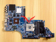 655488-001 laptop motherboard For HP DV7 DV7-6000 notebook system board, 100% functional !