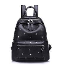 Контракт Джокер Мода Рюкзак Марка Высокое качество Винтаж сумка европейский и американский стиль досуг рюкзак черный школьная сумка