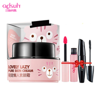 Lazy Pure Skin Cream Base Makeup Primer Lasting Oil Control Cover Pore Wrinkle Face Concealer Cosmetic