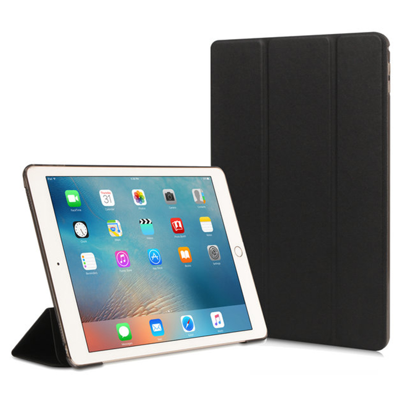 For iPad Pro 9.7 Case Cover Leather PU Ultra Slim Flip Folio Cover With Pencil For iPad Pro 9.7 Case Auto Wake Sleep Function pu leather ebook case for kindle paperwhite paper white 1 2 3 2015 ultra slim hard shell flip cover crazy horse lines wake sleep