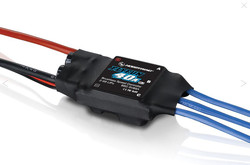 HobbyWing FlyFun 40A Brushless Speed Controller ESC Built in BEC 5V/5A (2-6S) 5V / 5A ( 2-6S )