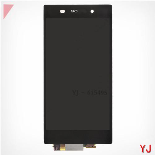 Envío gratis Original para Sony para Xperia Z1 L39h C6902 C6903 C6906 C6943 pantalla LCD con pantalla táctil digitalizador asamblea