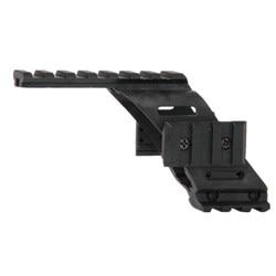Outdoor Speelgoed Tactische Nylon Rail 9mm Voor s & w/1911/Glocks serie/Walther p22/ HKp30/SD9VE Speelgoed Jacht Accessoire