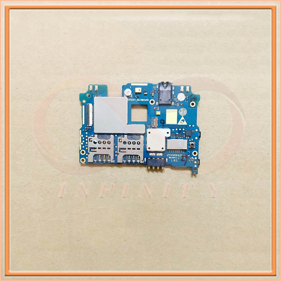 In Stock 100 Genuine used Test Working For Coolpad F1 8297W Motherboard Smartphone Repair Replacement With