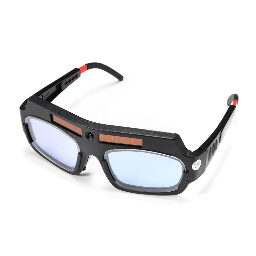 Solar Auto Darkening Welding Mask Helmet Eyes Goggle Welding Glasses Workplace Safety Eye Protection Arc Welding
