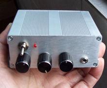 جديد 1 قطعة أطقم ذاتية الصنع جهاز استقبال راديو Airband جهاز استقبال الطيران + دليل + علبة Al