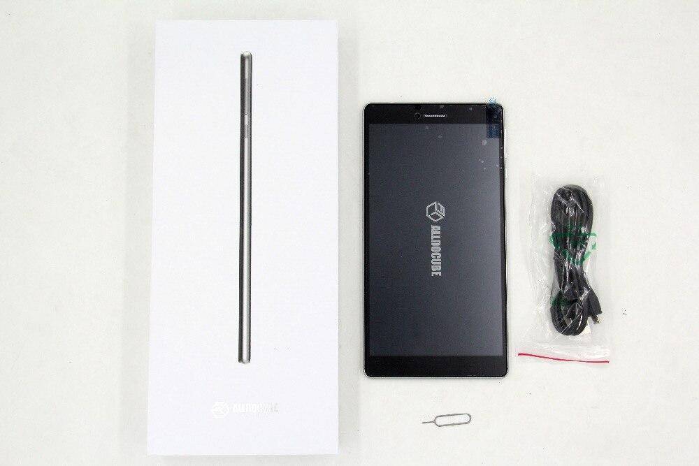 IN STOCK 6.98 Inch 1200*720 Alldocube / cube t698/t2 Tablet PC Qualcomm Snapdragon MSM8909 A7*4 1GB RAM 16GB ROM Dual Camera
