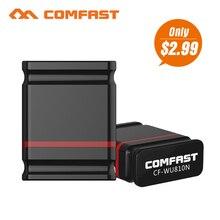 Comfast CF WU810NMini USB WIFI 150M Wifi Adapter 802 11n g b Wi Fi Antenna 150M