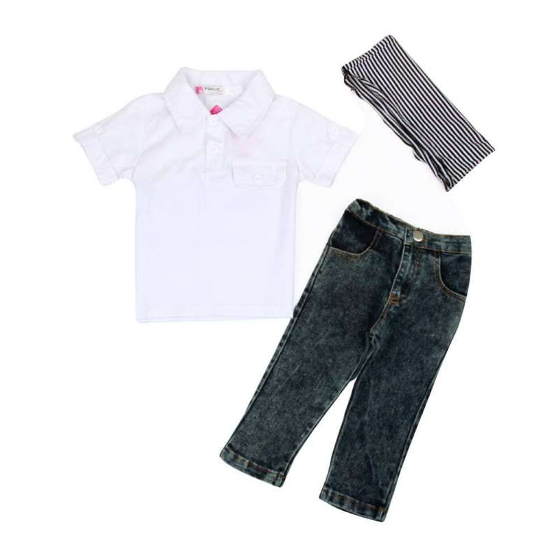 27b13e16f2d4 Newborn Toddler Infant Clothing Cool Baby Boy Clothes Outfits Baby ...