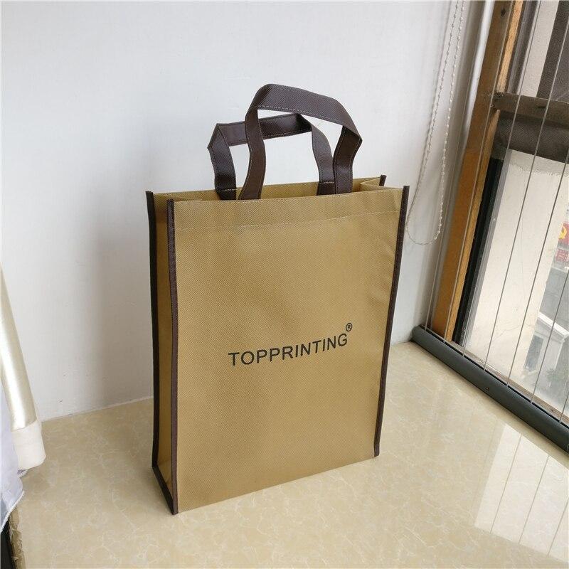 Reusable Non Woven Ping Bags