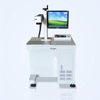 Promotion!Metal Fiber Laser Marking Machine 30W for 2D Code Bar Code