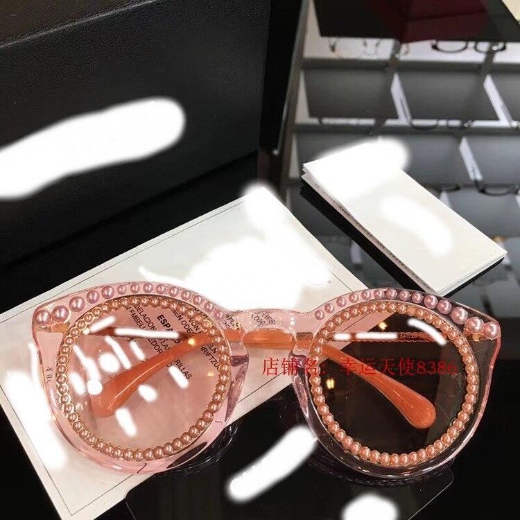 WC07228 2018 luxury Runway sunglasses women brand designer sun glasses for women Carter glasses