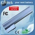 laptop battery HSTNN-CB1Y  HSTNN-UB1Y HSTNN-XA18  HSTNN-DB1Y FOR  HP mini 210-2000 mini 110-3500 mini 110-3700 SILVER