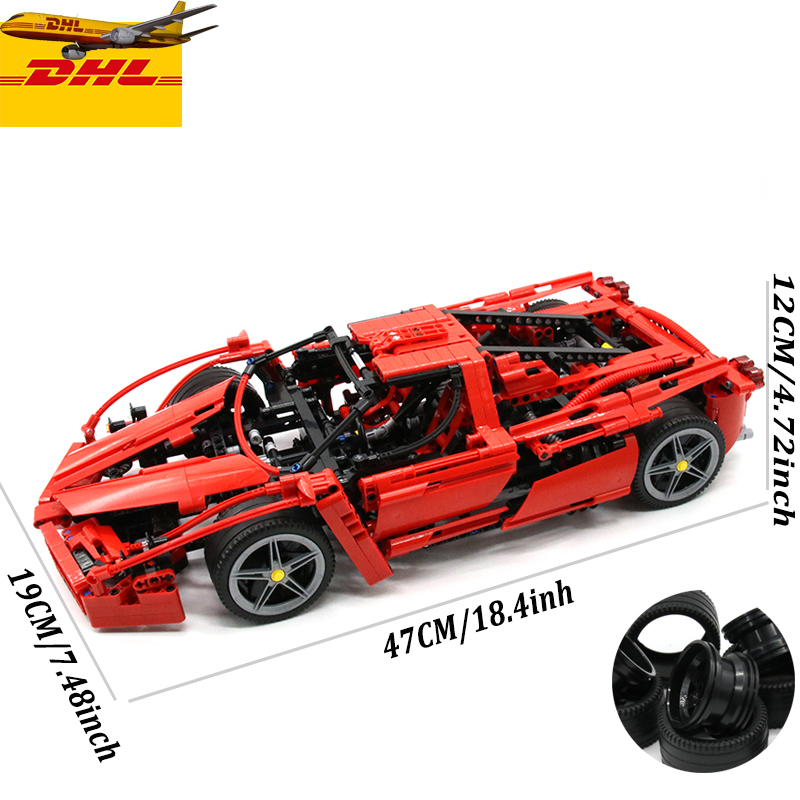 1359 Pcs Building Blocks Assemblage Kids Toys Speed Racing Car Model 9186 Technic Series Boys Gifts Educational Toys For Boy 8 in 1 military ship building blocks toys for boys