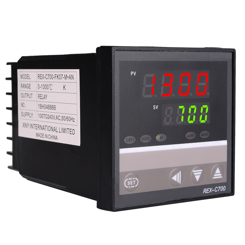 NAUJAS 1PCS kintamos srovės 220 V krosnies temperatūros valdiklis - Matavimo prietaisai - Nuotrauka 3