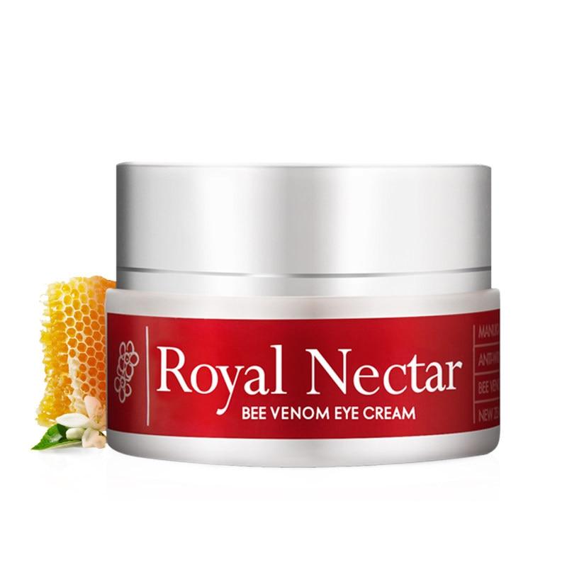 NewZealand Royal Nectar Manuka Honey Bee Benom Crema para los ojos - Cuidado de la piel