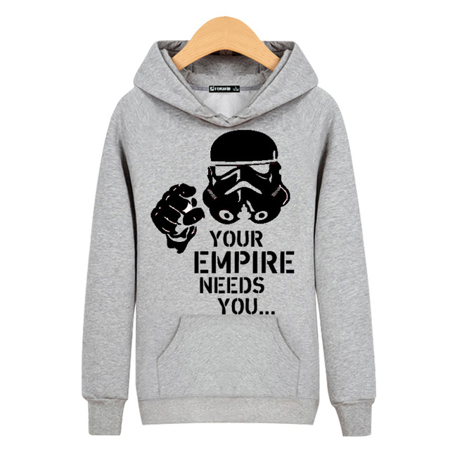 Your Empire Needs You Mens Hoodie