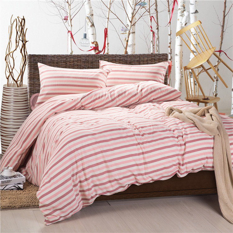 100% cotton Bed Sheets Cotton Plaid Bedding Sets Plaid Queen Duvet Cover Cotton Desinger Bed Lines Bed Cover Linen Home Bed