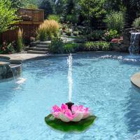 LED 3W Solar Bird Bath Fountain Solar Panel Kit Submersible Water Pump For Pool Pond Garden Fish Tank Aquarium Garden Park Decor