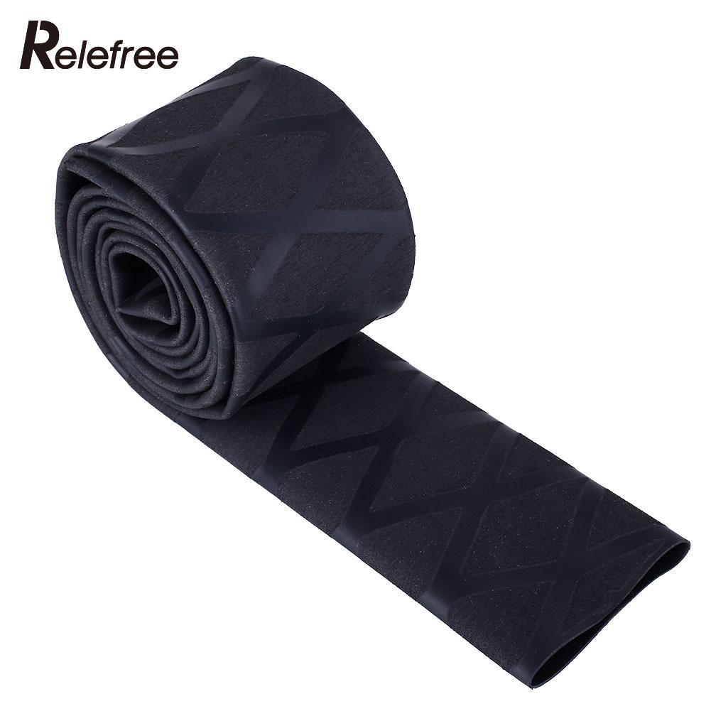 1m Non Slip X Wrap Tube Textured Heat Cozy Shrink Hand Grip Wrap For Fishing Rod Racket Sleeving Handle Badminton Racket