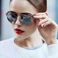 New 2016 binful top qualidade tão surreal das mulheres da marca designer de moda da marca óculos de sol dos homens revestimento de óculos de sol óculos polarizados