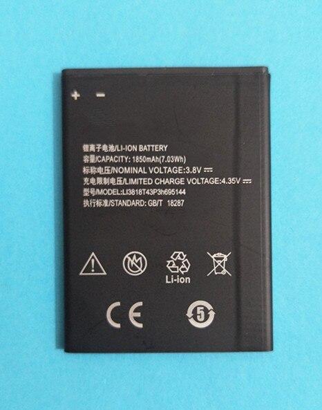 B-TAIHENG 1850mAh Li3818T43P3h695144 Аккумулятор для ZTE V830w Kis 3 Max для ZTE Blade G Lux аккумулятор