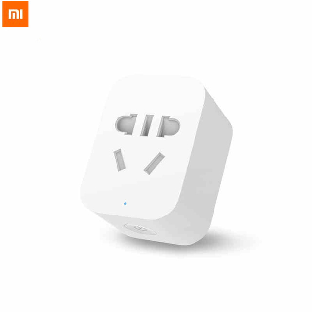 Original Xiaomi MiMijia Smart Socket Zigbee WiFi Wireless APP Control Timer Power Socket Plug Charger Mi Smart Home Kits