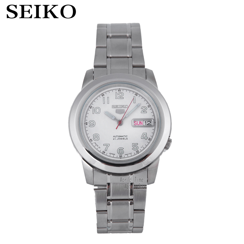 SEIKO Watch No. 5 Automatic Mechanical Watch Steel Strap Men S Watches SNKL89K1 SNKK33J1 SNKA23K1SEIKO Watch No. 5 Automatic Mechanical Watch Steel Strap Men S Watches SNKL89K1 SNKK33J1 SNKA23K1
