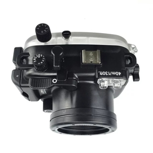 Image 3 - Meikon Waterproof Underwater Housing Camera Diving Case for Canon G7X Mark II WP DC54 G7X 2