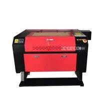 KH7050 60 Вт лазерной гравировки ремесел резки акриловые резьба машины деревообрабатывающей лазерный гравер 110 В/220 В 500*700 м