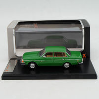 IXO Premium X 1 43 Volvo 244 1978 Green PRD293 Resin Toys Car Models Limited Edition