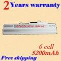 Jigu portátil batería bty-s11 bty-s12 de msi x100 x100-g x100-l akoya mini e1210 wind u100 u90 wind12 u200 u210 u230