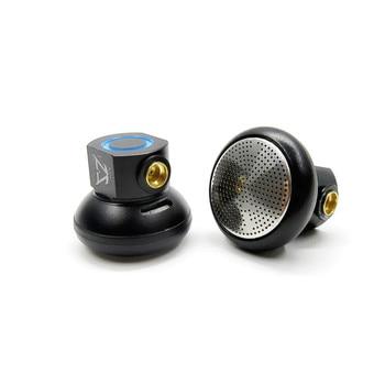 TONEKING TO400s High Impedance Flat Head Earbud HIFI Monitor High Impedance Earphone With MMCX Interface