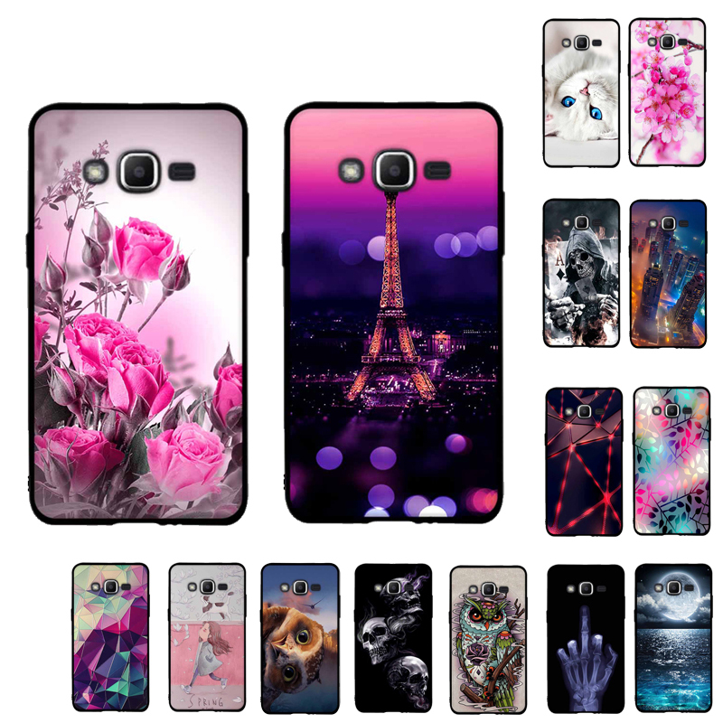 Phone Cover For Samsung Galaxy J2 Prime Case Silicon Soft TPU Cover Case For Samsung J2 Prime Case SM-G532F G532 5.0 Fundas Bags