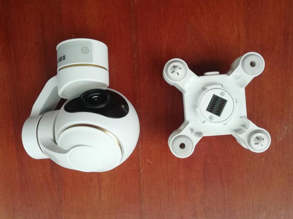 Versión 4K RC Drone piezas de repuesto de cuadricóptero Gimbal con cámara Drone 22 en 1, accesorios prácticos para Hobby, simulador RC de fácil instalación, juguete libre con Cable USB para RealFlight G7