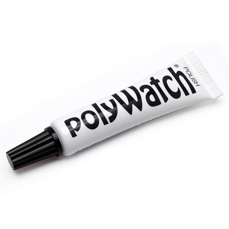 POLYWATCH Watch Crystal Watch Remover Polish scratches of Watch Plastic / Acrylic Crystal Glass