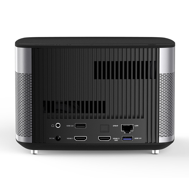 Smart 4K Home Theater Projector