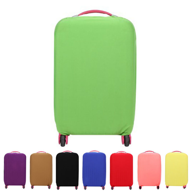 Brand Suitcase Case Travel Trolley Suitcase Protective Cover For S / M / L / 18-30 Inch Travel Accessories Luggage Cover