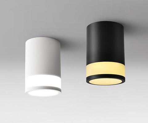 5 w 7 w 12 w led spot light lampada do teto levou superficie montado