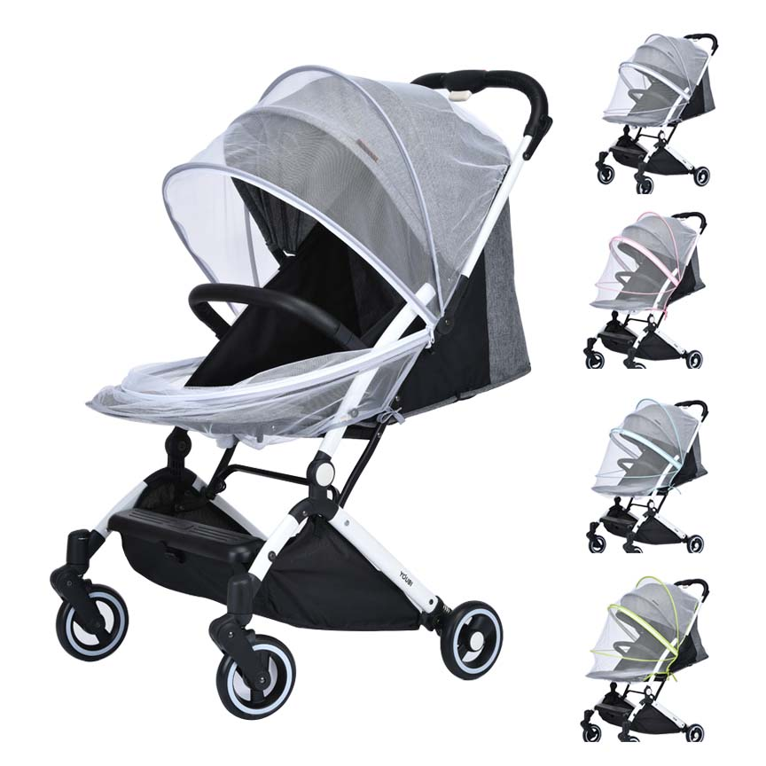 Baby stroller mosquito net Upgrade Universal  Baby cart accessories Suitable most stroller For Babyyoya YOYO YOYA BabysingBaby stroller mosquito net Upgrade Universal  Baby cart accessories Suitable most stroller For Babyyoya YOYO YOYA Babysing