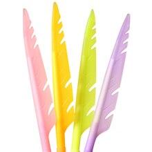 Продажа 0.38 мм милые Пластик чернила гелевая ручка конфеты Цвета зубчатые Перо стираемые ручки для школы записи офиса корейской канцелярские