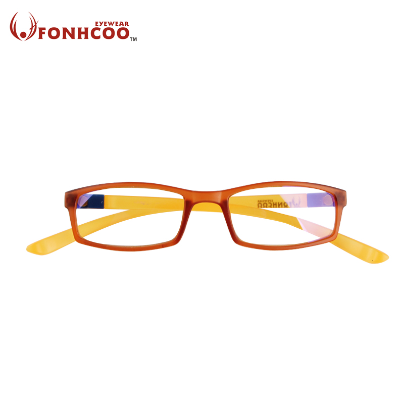 2018 FONHCOO New Removable spectacle foot Computer glasses reading gaming goggles glasses frame Blue light blocking glasses