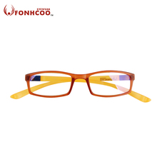 FONHCOO New Removable spectacle foot Computer glasses reading gaming goggles glasses frame