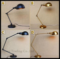 AC100-240V European American modernist Study Reading Nordic retro modern bedroom office home desk lamp lights decoration lamp