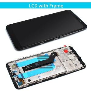 Image 4 - Voor Xiaomi Redmi 5 Plus Lcd Touch Screen Digitizer Vergadering Met Frame Vervanging Reparatie Onderdelen Met Gift