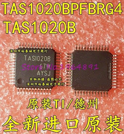 1pcs/lot TAS1020B TAS1020 TQFP-481pcs/lot TAS1020B TAS1020 TQFP-48